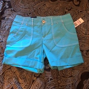 Blue INC shorts size 6